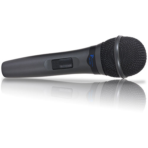 Technical Pro MKG666 Grey Wired Microphone