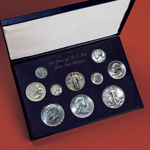 American Coin Treasures U.S. Mint Silver Coins