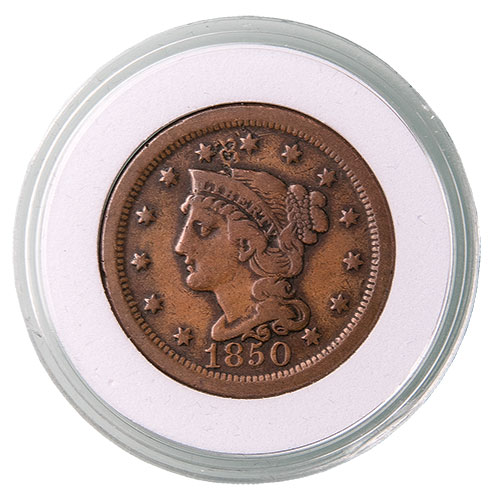 The Matthew Mint Large Cent Coin 1816-1857