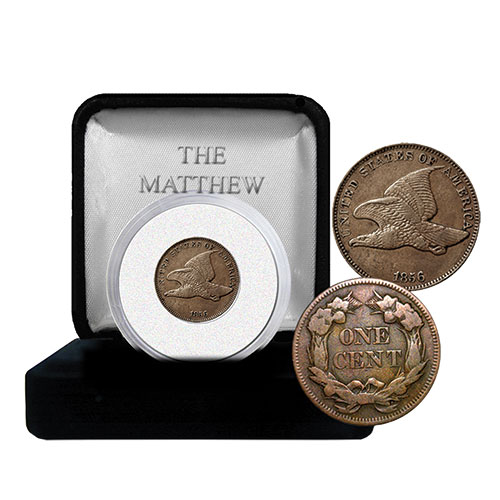 The Matthew Mint Flying Eagle Cent
