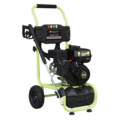 Green Power GPW2600 2600PSI Gas Pressure Washer