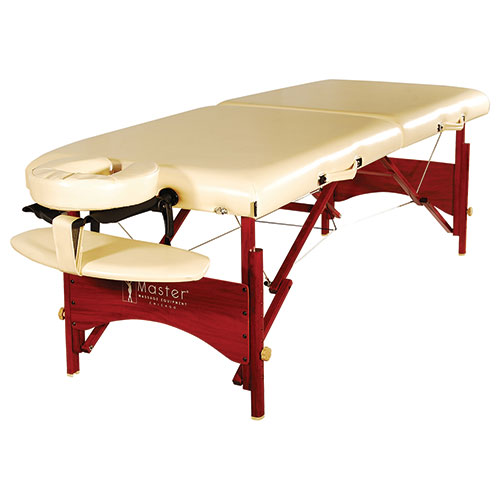 Master Massage 28 Inch Caribbean Massage Table Package