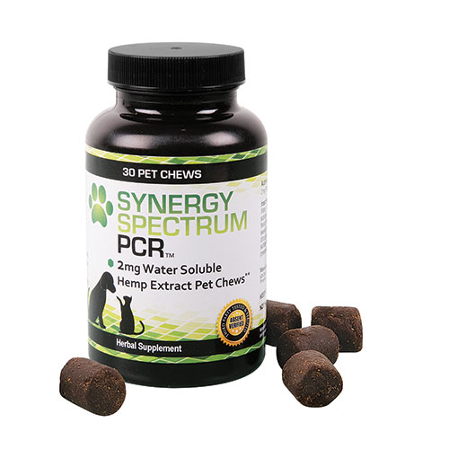 Synergy Spectrum CBD Pet Chews