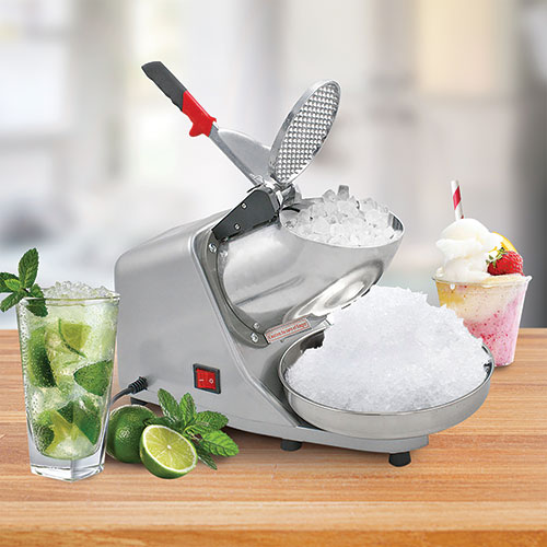 Zeny Products Electric Ice Shaver/Snow Cone Maker
