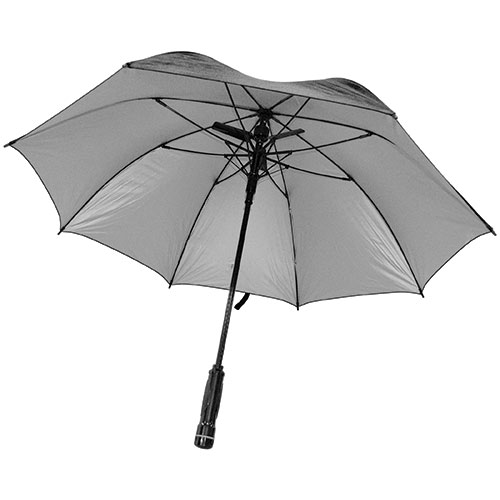 Creative Outdoors Bree-Z-Umbrella with Fan