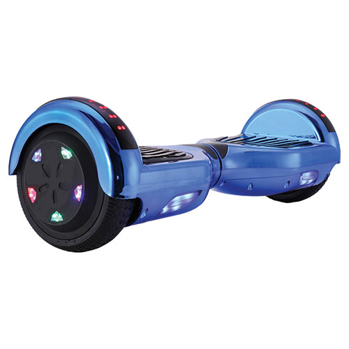 Glare Wheel M1B 250W Hoverboard with LED Lights