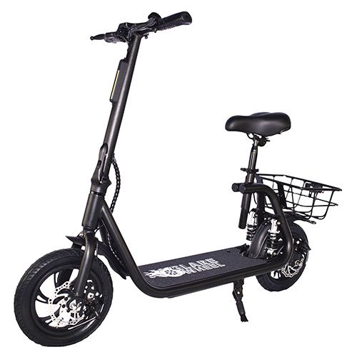 GlareWheel EB-C1PRO 350W Electric Scooter