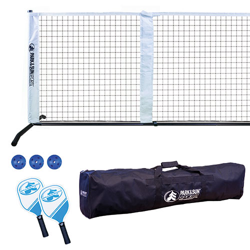 Park & Sun Sports 21' Adjustable Pickleball Set