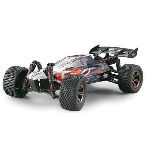 CIS 2WD Red Remote Control Buggy - 1:12 Scale