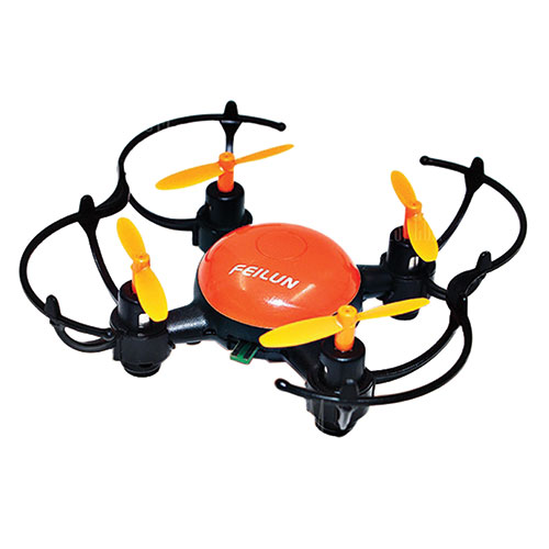 CIS Radio Controlled Mini Drone - Orange