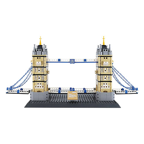 London Tower Bridge Block Set