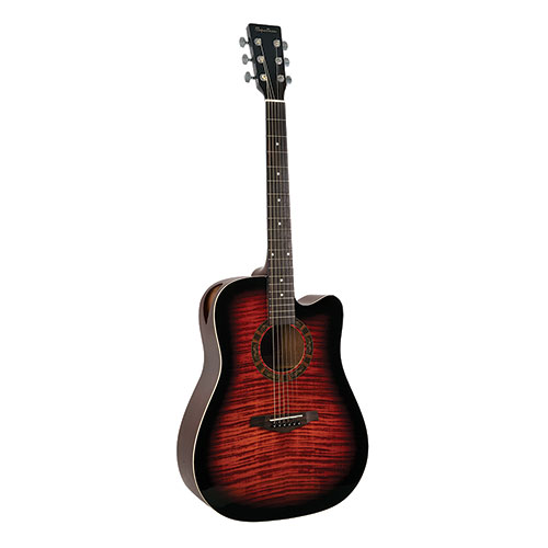 Spectrum Full Size Cutaway Acoustic Guitar