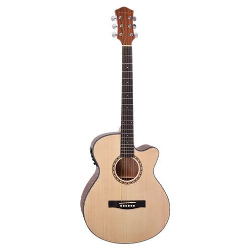 Spectrum Acoustic/Electric 40 inch Guitar