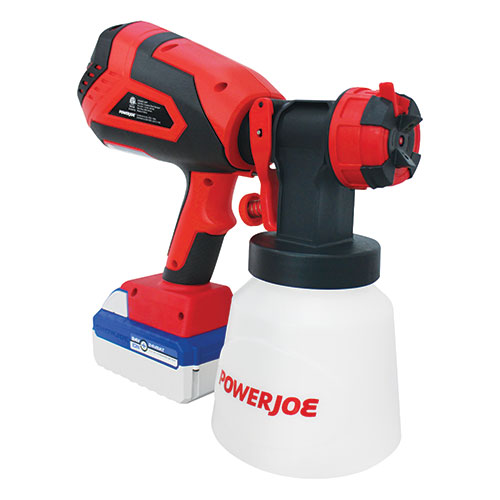 Sun Joe PowerJoe 24V-PS1 Cordless Paint Sprayer