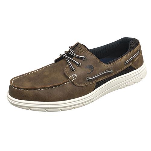 Island Surf Men's Light Brown Sail-Lite Shoes