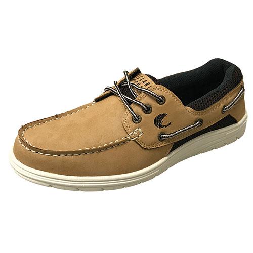Island Surf Men's Oatmeal Sail-Lite Shoes