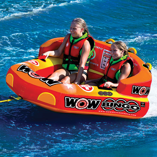 WOW Watersports Bingo 2 Towable Tube