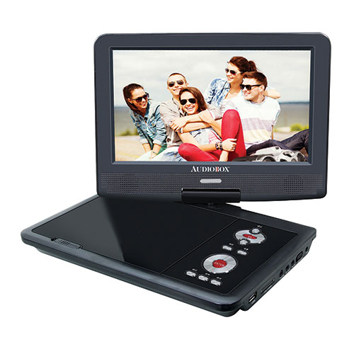 "Audiobox Portable 7"" DVD Player and TV"