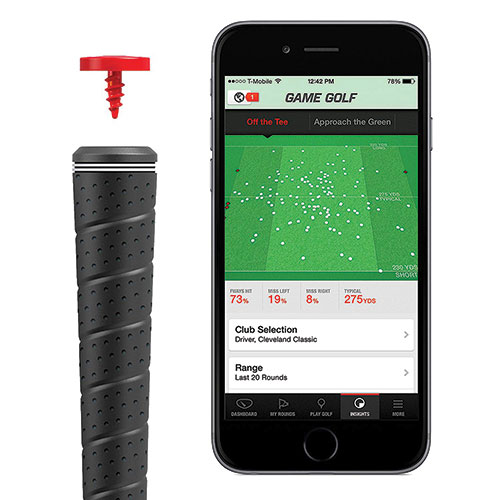 Vonzeal Golf Game Digital Tracking System