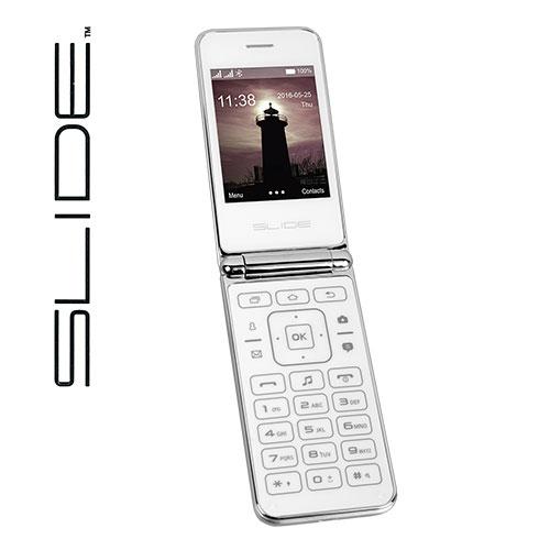 Slide Flip Phone
