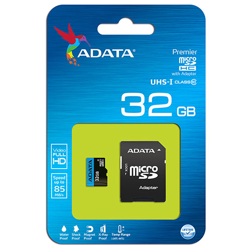 Micro SD Card - 32GB