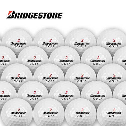 Bridgestone B330 Golf Balls - 24 Pack