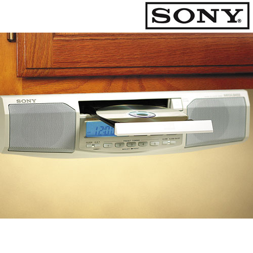 Kitchen Under Cabinet Radio Cd Player: Heartland America: Product No Longer Available