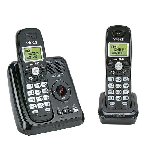 V-Tech 2 Handset Cordless Phone System