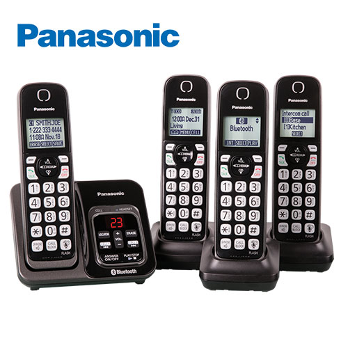 Panasonic KX-TGD564M Cordless Phone System