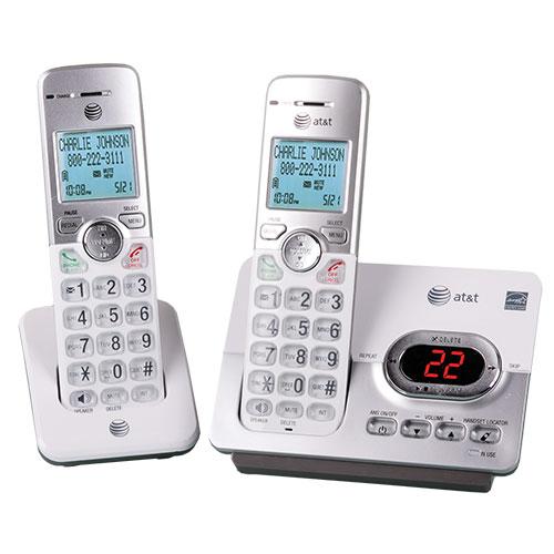 AT&T EL52203 2- Handset Phone System