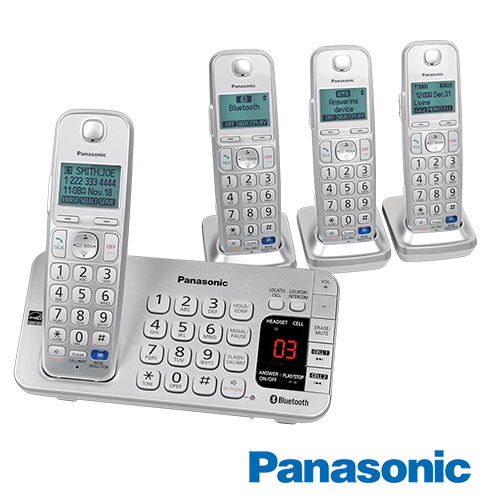 Panasonic 4-Handset System