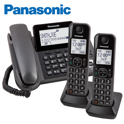 Panasonic Corded/Cordless Phone System