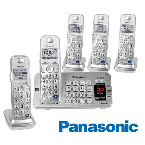 Panasonic 5-Handset System