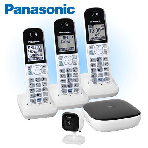 Panasonic Phone Security System