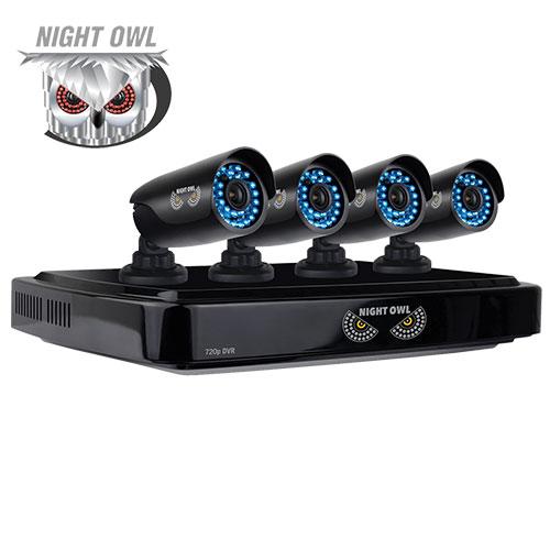 Night Owl DVR Security System