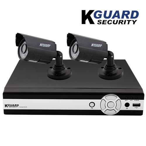 K-Guard DVR Security System