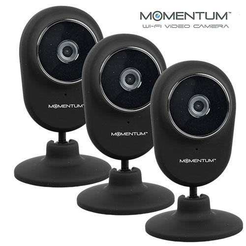 Momentum WiFi Security Camera - 3 Pack