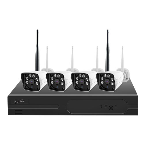 Supersonic 4 Camera Wireless Security System