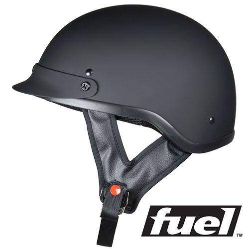 Fuel SH-HHGL Adult Matte Half Helmet