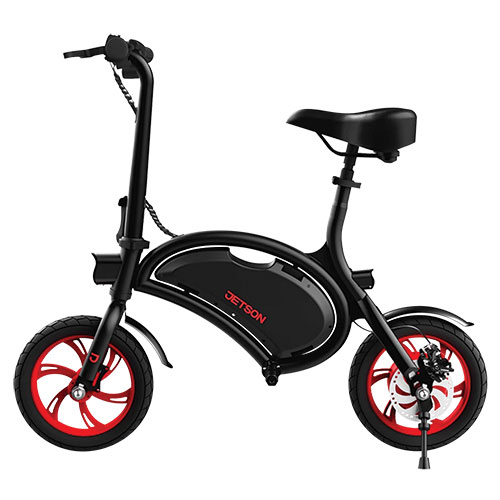 Jetson JBOLT-BKG-R Bolt Electric Bike