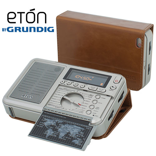 Grundig Travels Radio