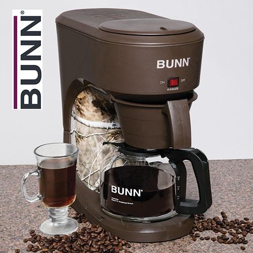 Heartland America: Bunn Outdoorsman Coffee Maker