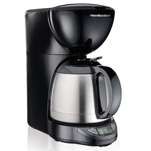Hamilton Beach 10-Cup Thermal Coffee Maker