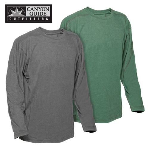 Men's Crew Shirts - 2 Pack