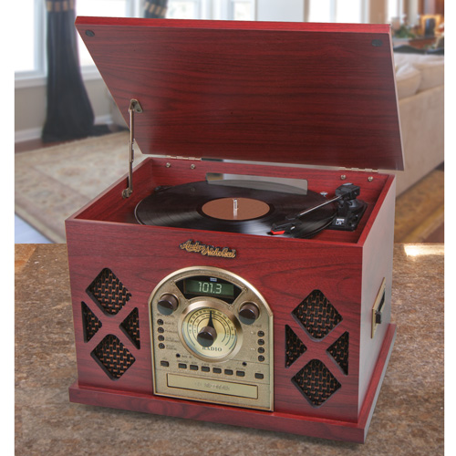 Anders Nicholson 6-in-1 Stereo System