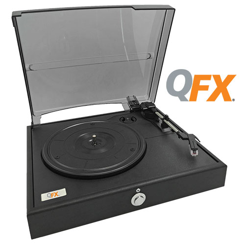 QFX Turntable