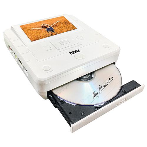 Naxa Electronics NMT-1100 Multi-Function Media Recorder