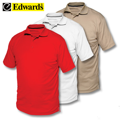 Performance Polos - 3 Pack
