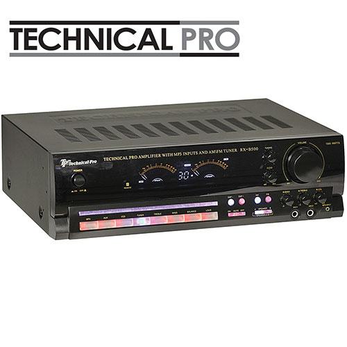 Technical Pro Black Receiver