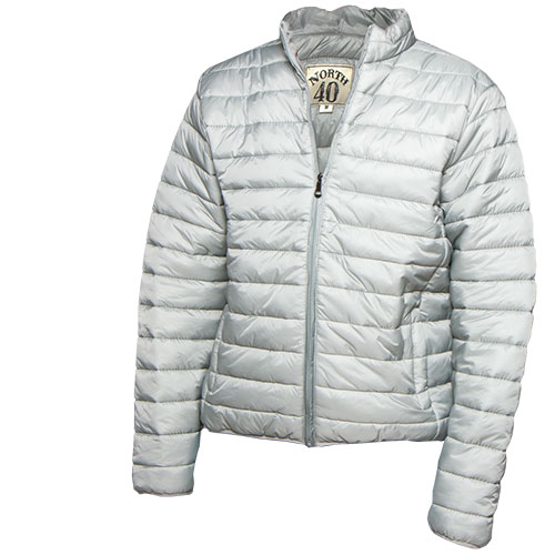 Mens Winter Jacket - Grey